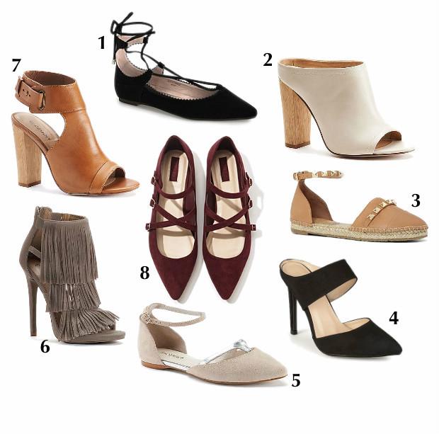 OB-fall shoes